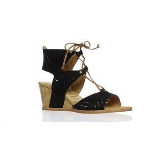 DOLCE VITA langly cork wedge sandal women 7.5 NWT